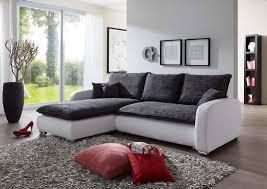 sofa grau weiãÿ sam ecksofa grau weiß scala 24 sofa 180 x 260 cm