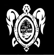 tattoo titled guam seal w island background found on tattoorackcom