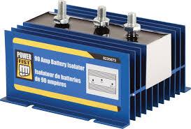 90a battery isolator princess auto