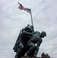 Flag Iwo Jima Marine Corps War Memorial Iwo Jima Travelguidedc