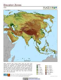 Map Of Southwest Asia And North Africa by Maps Population Landscape And Climate Estimates Place V2
