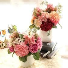 Artificial Flowers Cheap Aliexpress Com Buy Wedding Decoration Artificial Flowers Cheap