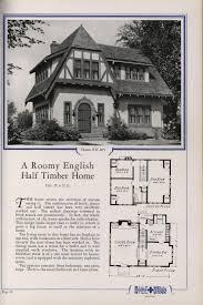 Old English Tudor House Plans 413 Best House Plans Images On Pinterest Vintage Houses House