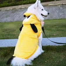 duck costume pet cat dog duck costume winter warm fleece big dog