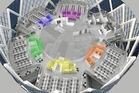 swiss re tower st mary axe gherkin building plan 4