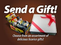 food gifts to send licorice gifts licorice international