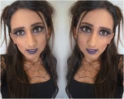 mishmreow spider queen halloween makeup