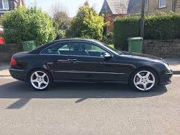 mercedes benz clk 320 cdi sport amg 2009 private plate inc in