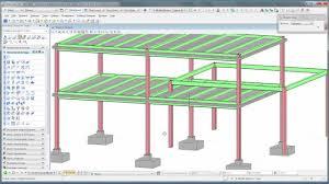 2 structural design in aecosim building designer youtube
