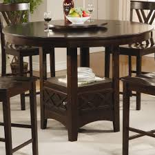 furniture charming counter height table with storage for dining furniture