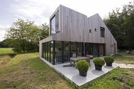 moderne holzhã user architektur wood house holzfassaden haus ideen holzfassade