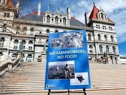 ny tourism bureau ny farmworkers deserve the right to unionize christopher d travis