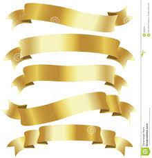 gold ribbons gold ribbon clipart 2192875