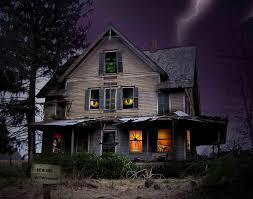 cool halloween screen savers halloween haunted house wallpaper wallpapersafari
