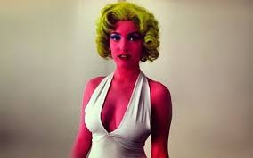 Pop Art Halloween Costume Diy Marilyn Monroe Pop Art Costume Maskerix