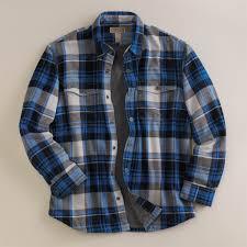 black friday duluth trading classic bluer plaid duluth trading co men u0027s flapjack fleece