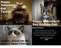 grumpy cat valentines 25 best memes about happy valentines day grumpy cat happy