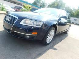 audi a6 3 door used 2006 audi a6 3 2 with tiptronic sedan 4 door car for sale at