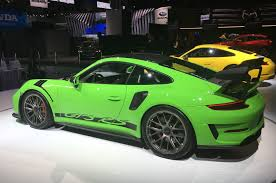 porsche 911 gt3 modified 2018 porsche 911 gt3 rs weissach pack revealed with 29kg weight