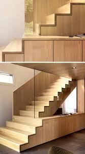 accessories splendid modern wood stair railings design ideas for