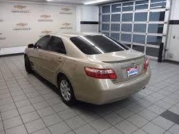 2009 used toyota camry 4dr sedan i4 automatic xle at landers ford