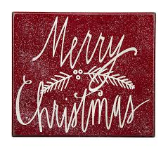 merry christmas box sign by primitives by kathy the weed patch