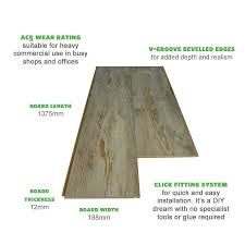 Bevelled Laminate Flooring Fantasy Wood 12mm Commercial Grade Laminate Flooring Fast Uk