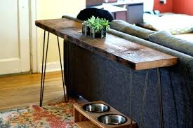table that goes behind couch narrow sofa table marvelous behind sofa table wall decoration and