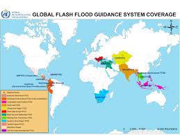 Chiapas Mexico Map Flash Flood Guidance System Ffgs Wmo