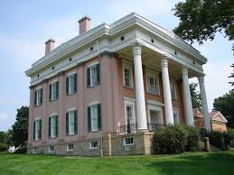 the lanier mansion is the 1844 greek revival home of james f d