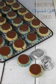 peanut butter chanukah gelt cookies lil u0027 miss cakes