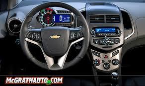 2011 Silverado Interior 2012 Chevy Sonic Interior Mcgrath Auto Blog