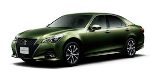 toyota updates the crown premium sedan in japan 51 photos