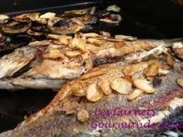 cuisine plancha cuisine a la plancha daurade a l espagnole recette ptitchef