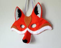 Fox Halloween Costume Kids Kids Fox Fancy Dress Etsy