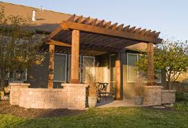 Building A Freestanding Pergola by Roof M3361s 3034 How To Build A Roof Over A Deck Satisfying How