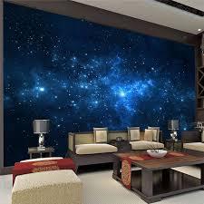 Space Room Decor with Space Wallpaper Bedroom U2013 Best Wallpaper Download