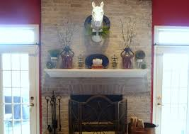 shelves for brick walls furniture magnificent brick fireplace mantel design for any space