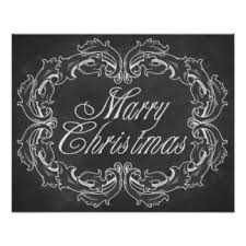 black and white christmas posters zazzle