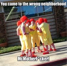 Ronald Mcdonald Phone Meme - 24 best ronald mcdonald images on pinterest ha ha funny images