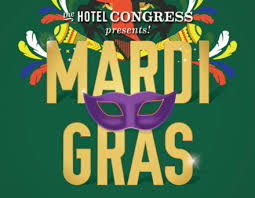 mardi gras by the mardi gras feat the carnivaleros hotel congress