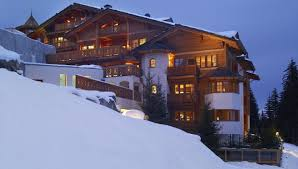 hotel le strato in courchevel 1850 france white blancmange