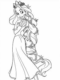 free tangled coloring pages free printable tangled coloring pages for kids http designkids