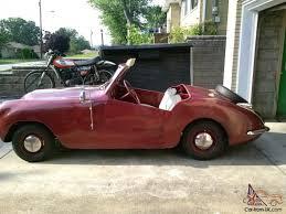 crosley car crosley hotshot