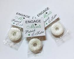 mint to be favors mint wedding favor etsy