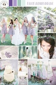 top wedding color combinations wedding lavender and awesome