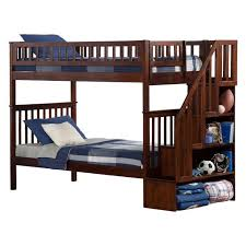 Plans For Bunk Bed With Stairs And Drawers by Best 25 Staircase Bunk Bed Ideas On Pinterest Girls Bedroom