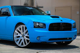 2014 dodge charger blue matte blue dodge charger by tate design rides magazine