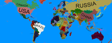 Map The World by Download Map Of Da World Major Tourist Attractions Maps