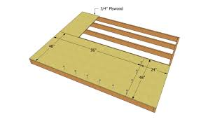 plan from making a sheds floor plans for 10x10 shed
